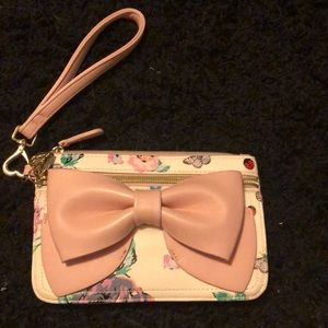Very betsey Johnson wallet